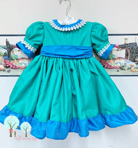 Party Wear -Clara Dress  Christmas Party, Birthday, Cinderella Pageant OOC- Other Colors Available