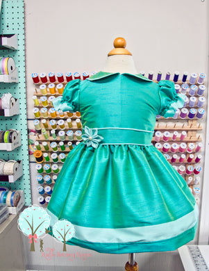 custom listing for Carlie Noa Build your only OOAK Beauty Dress
