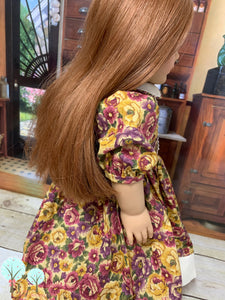 "Felicity, LIttle House on the Prairie, Addy  - 18"" American Girl Dress OOAK"