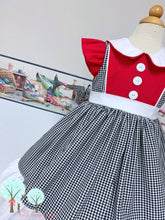 Ready to Ship Size 4  Georgia Ruffle Dress - Pageant Dress   - Cruise Vacation Dress ~ Sailor Dress ~ Birthday Party