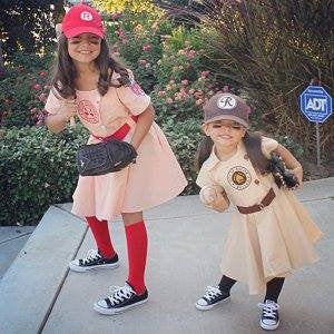Racine Baseball Costume for Dress Up, League of Their Own Costume, Baseball Dress, Softball, Co-play Custom Children Sizes