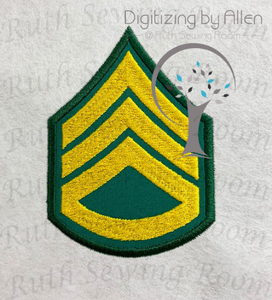 army staff sergeant rank military sergeant