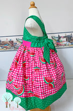 Watermelon Dress, Watermelon Birthday,