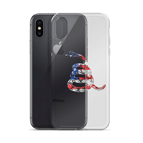 Don't Tread On Me iPhone Case