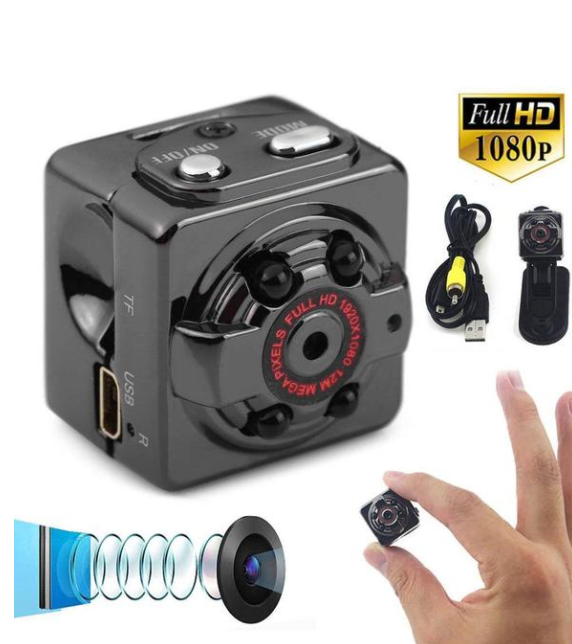 Mini SQ8 Full HD 1080P Camera Night Vision Security Spy Camera