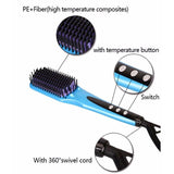 Best Hair Straightening Brush-The best Reviews For a Straightening Brush