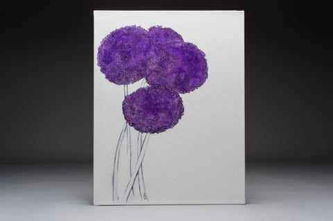 Purple Flowers6