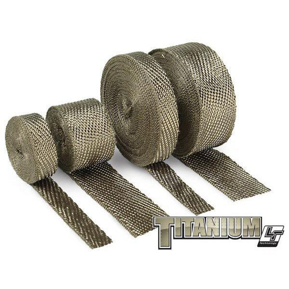 DEI Titanium Exhaust Wrap 1in x 50ft | 010126