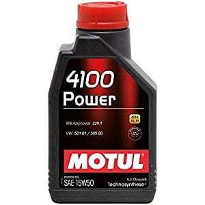 Motul 4100 POWER 15W50 | 1L