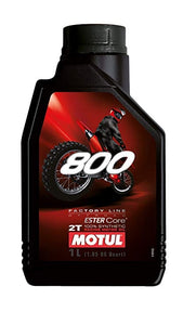 Motul 800 2T Factory Line Off Road | 1L