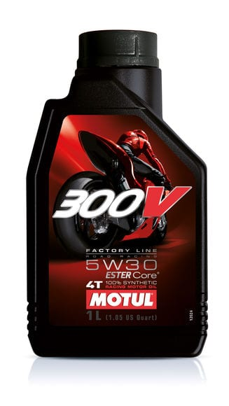 Motul 300V Factory Line Road Racing 5W30 | 1L