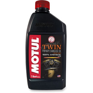 Motul Synthetic Twin Primary & Chaincase Oil | 1QT