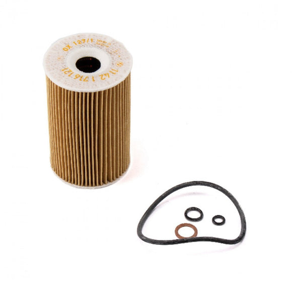 BMW Original Equipment Oil Filter  - 11421716192