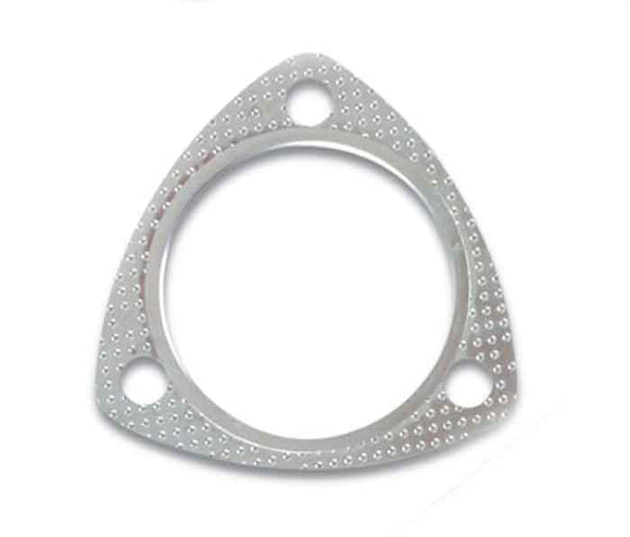 Vibrant 3-Bolt High Temperature Exhaust Gasket (3 I.D)