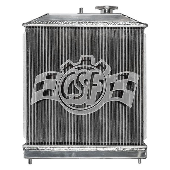 CSF Racing All-Aluminum Fan Shroud w/ 12-inch SPAL fan – 92-00 Civic
