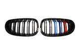 M-Color Slat Painted Grilles for BMW E60/E61 5 Series