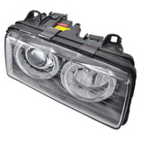 Projector Headlights With Halo Rings for BMW E36 3 Series