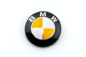 Glossy Colored Roundel Emblem Overlays
