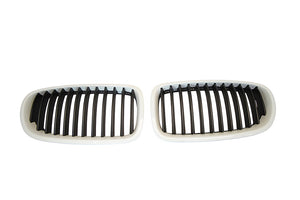 Painted Kidney Grilles for BMW F10 5 Series