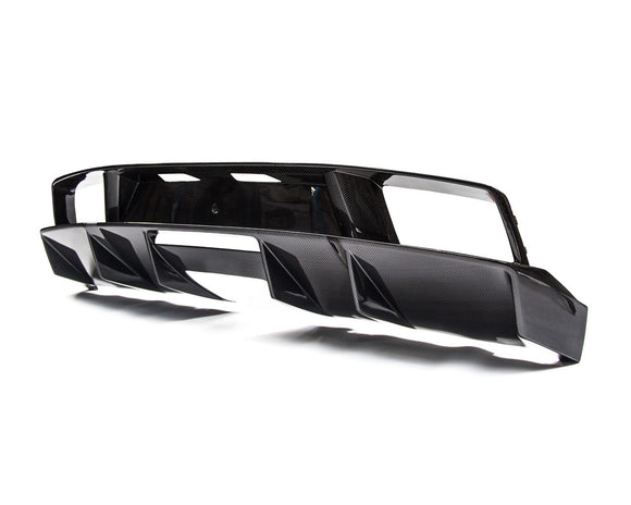 Agency Power Carbon Fiber Rear Diffuser Lamborghini Gallardo LP-560 08-13
