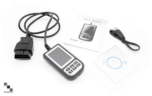 Many Module Code Reader & Reset Tool - Includes CEL with Color Screen (BLACK AND GREY) (up to 2003 SRS)