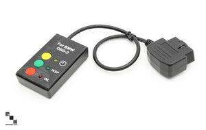 Oil Change + Inspection Light Reset Tool (BLACK / 3 BUTTON)