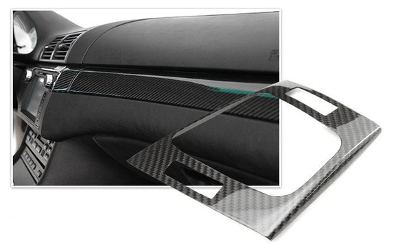 Carbon Fiber Interior Trim Overlay Kit for BMW F20/F21 1 Series