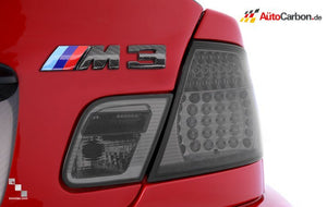Carbon Fiber ///M Badges