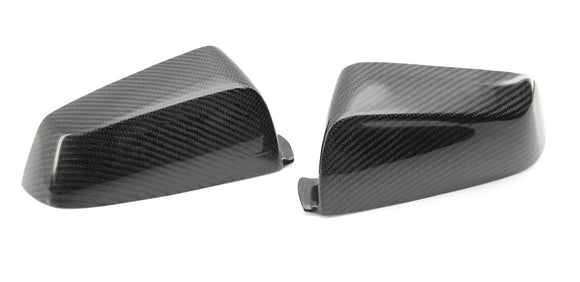 Carbon Fiber Mirror Covers for BMW E60 5 Series