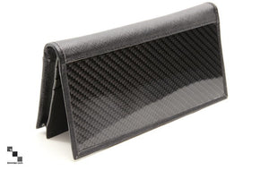 Carbon Fiber Cheque Book Holder