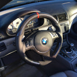 Carbon Fiber Alcantara Steering Wheel - Custom Made