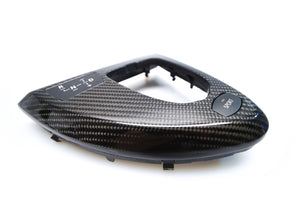 Carbon Fiber SMG Shifter Trim Replacements for BMW E63/E64 6 Series