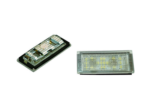 WeissLicht LED License Plate Light Kit for BMW E65/E66/E67 7 Series