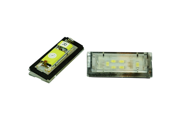 WeissLicht LED License Plate Light Kit for BMW E39 5 Series Touring