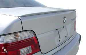 Painted Trunk Lid Lip Spoiler for BMW E39 5 Series