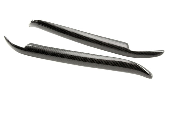 Carbon Fiber Eyebrows for BMW E39 5 Series