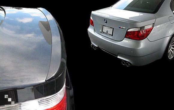 Trunk Lid Lip Spoiler for BMW E60/E61 5 Series