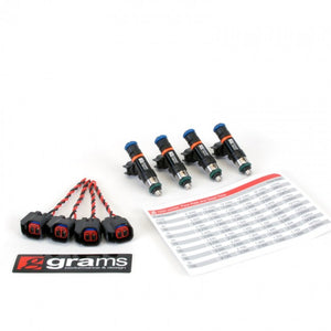 Grams Performance Fuel Injector Kits – 1000cc K Series (Civic, RSX, TSX), D17, 06+ S2000 injector kit