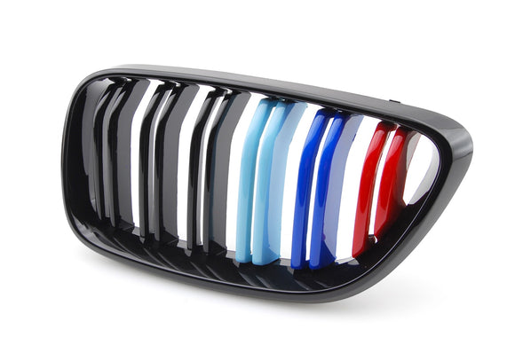 M-Color Slat Painted Grilles for BMW F22/F23 2 Series