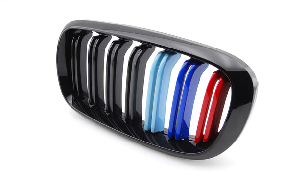 M-Color Slat Painted Grilles for BMW F15 X5