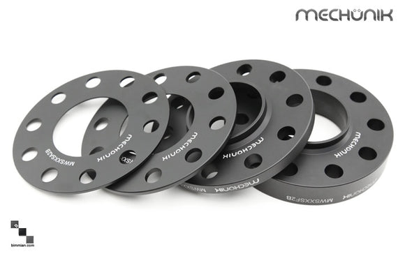 Mechunik Wheel Spacers (Black)
