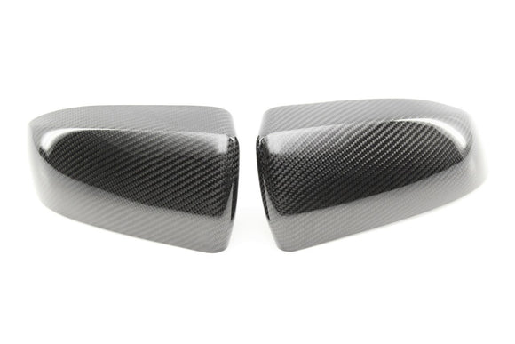 Carbon Fiber Mirror Covers for BMW F15 X5, F16 X6, F25 X3, F26 X4