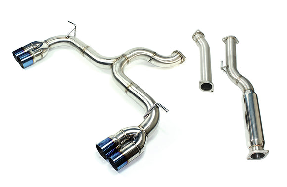 ISR Performance Race Exhaust – Hyundai Genesis Coupe 2.0T 09+