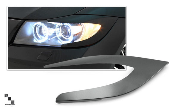 Headlight Reflector Covers for BMW E90/E91 3 Series (Pre-LCI)