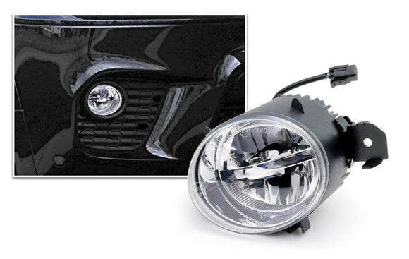 LED Fog Lenses for BMW E70 X5, E83 X3 (LCI), E84 X1 (Pre-LCI)