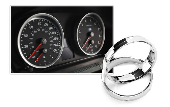 Gauge Rings for BMW E6X, E7X