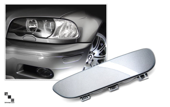 Painted Reflectors for BMW E46 3 Series Coupe (LCI)