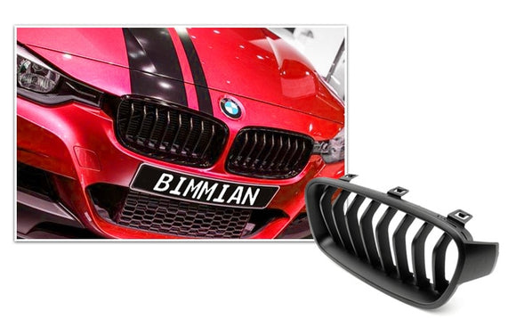 Painted Kidney Grilles for BMW F30 3 Series (Pre-LCI)