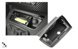 Ash Tray Storage Compartment for BMW E90/E92 3 Series