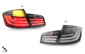 LED Rear Lens Kit for BMW F10 5 Series (LCI)